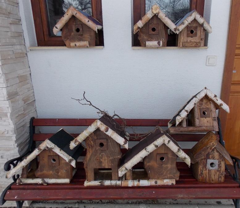 d2621ac5aa1c3 Kŕmidlá a búdky pre vtáčiky | Záhrada Artmama.sk