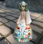keramické zvončeky, sandále, môj chlieb a formy, kaktusík kvetináčový....
