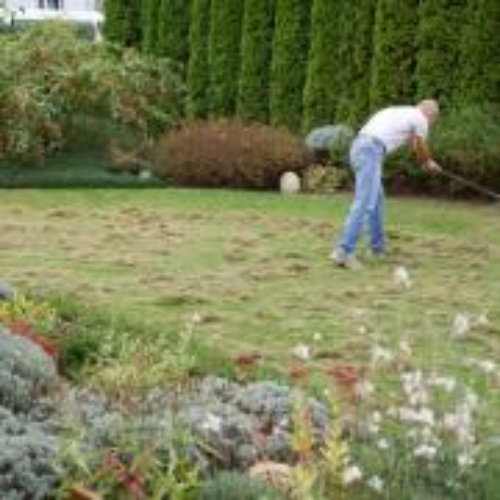 údžba trávnika