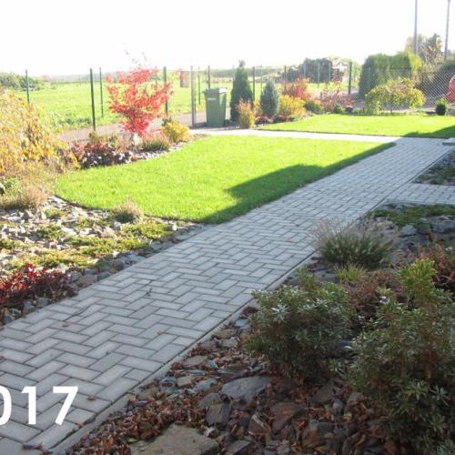 Predzahrádka v jesennom háve 2