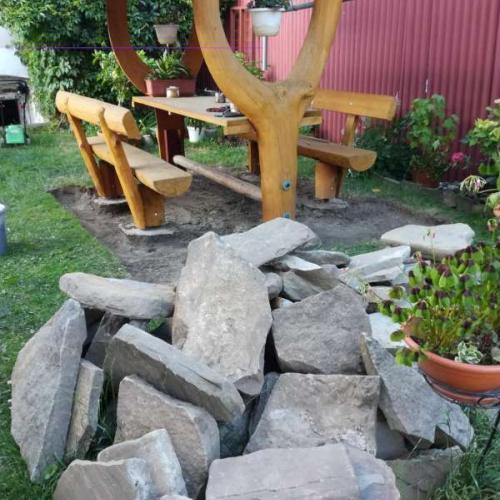 Budúca kamenná podlaha