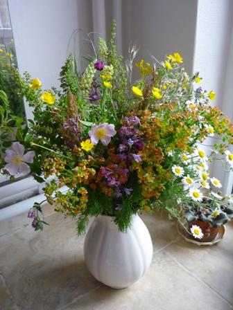 Lúčne kvety pre radosť