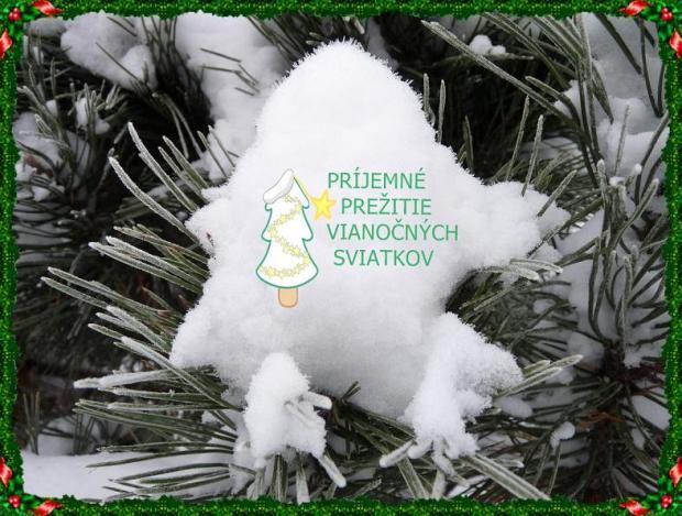 všetkým prajem príjemné prežitie vianočných sviatkov b3acfedf721
