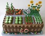 Torty pre záhradkárov